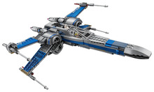 LEPIN Star Wars Resistance X-Wing Fighter Figure Toys Model Building Blocks set Marvel Minifigures Compatible Legoe