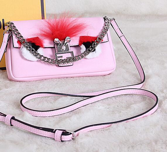 2015 bolsos carteras mujer marca summer style Bird Eye bags handbags women famous brands Original logo Genuine leather bag(China (Mainland))