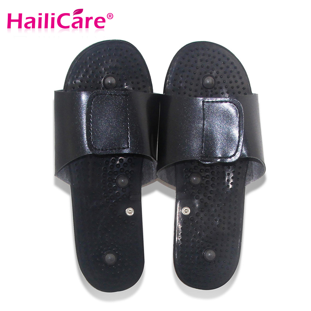 Health Care! Pulse tens Acupuncture therapy slipper accessory JR309 Electrical Stimulator Full Body Relax Muscle Massager - HLX Store store