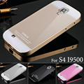 Luxury Wallet Stand Design Leather Case For Samsung Galaxy S4 i9500 9500 S 4 S IV SIV Book Style Card Holder, Free Screen Film