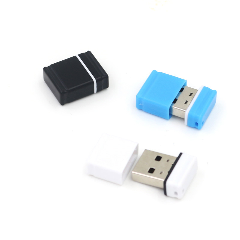 Pass H2testw Super Tiny Waterproof Mini USB Flash Drive 64GB Pen Drive 32GB 16GB 8GB 4GB
