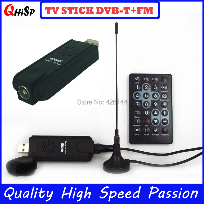 2015 Rushed Roku Ezcap Eztv668 Usb Dvb-t Mpeg4/h.264 Hdtv Tuner Dongle With Fm Dab Radio Supporting Xp Vista 7 Win8(China (Mainland))