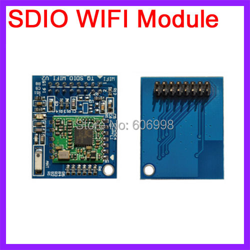 SDIO WIFI Module S1-RTL8189 TQ210 Learning Board Embedded Development Board Arm Development Board(China (Mainland))