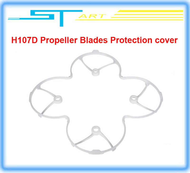 10pcs/lot Free Shipping Hubsan H107D Spare Parts Propeller Blades Protection Guard Cover Ring for X4 drone FPV RC Quadcopter<br><br>Aliexpress
