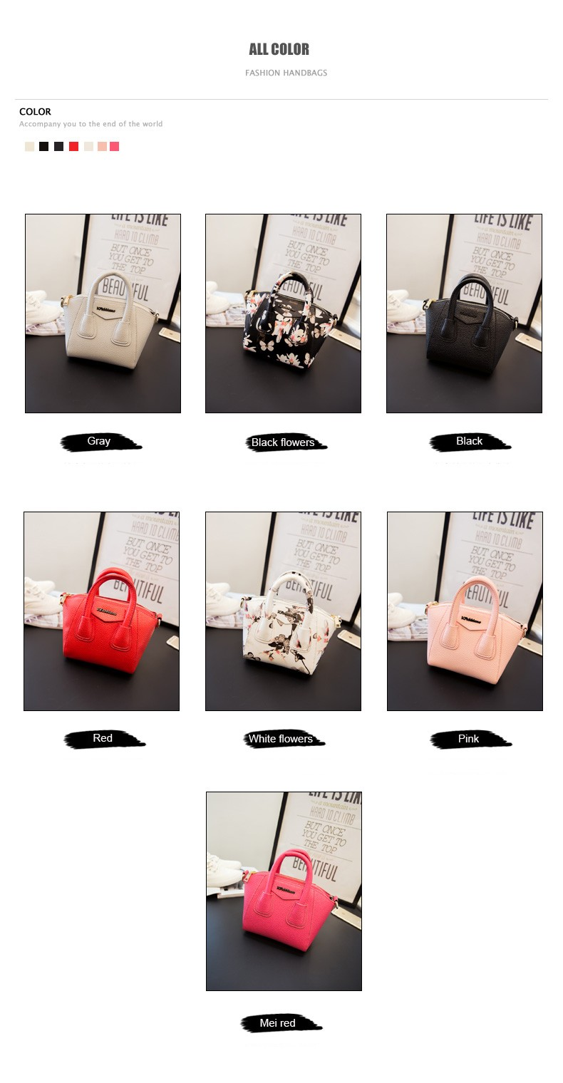 Stylish Shell Bag Hand Bag Women Fashion Elegant Handbag Ladies Embossed PU Leather Shoulder Bag Female Simple Crossbody Bag