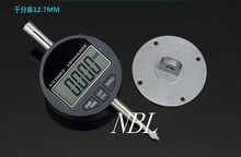 New !!! High Accuracy 0.001mm/0.00005″ Digital Dial Indicator Range 0-12.7mm/0.5″ Electronic Indicator Gauge With Retail Box