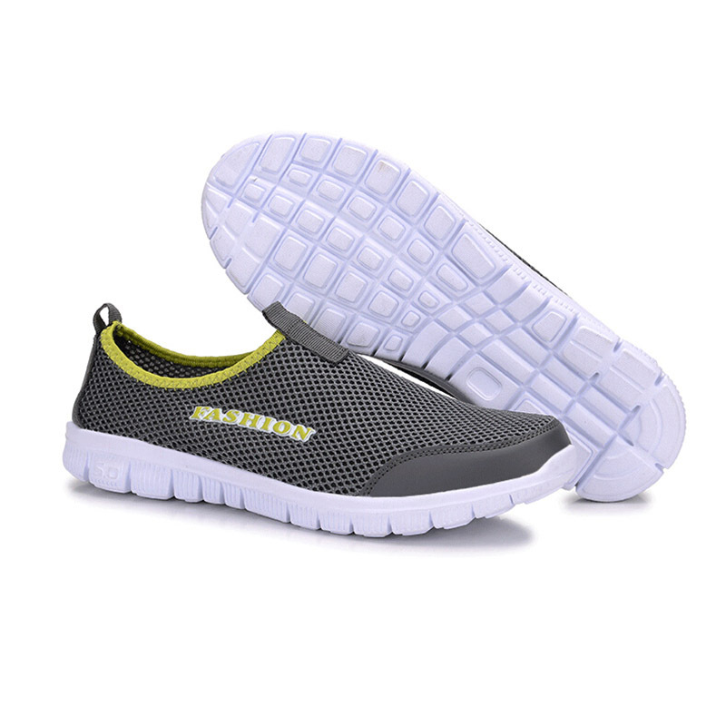 NEW2016 Men Shoes Outdoor Breathable Shoes Fashion 2015 Summer Comfortable Sapato Brand Sport Men Shoes 38-46(China (Mainland))