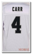 Men's 52 KHALIL 4 DEREK 89 AMARI 24 CHARLES 42 KARL 11 SEBASTIAN Black and white elite jerseys(China (Mainland))