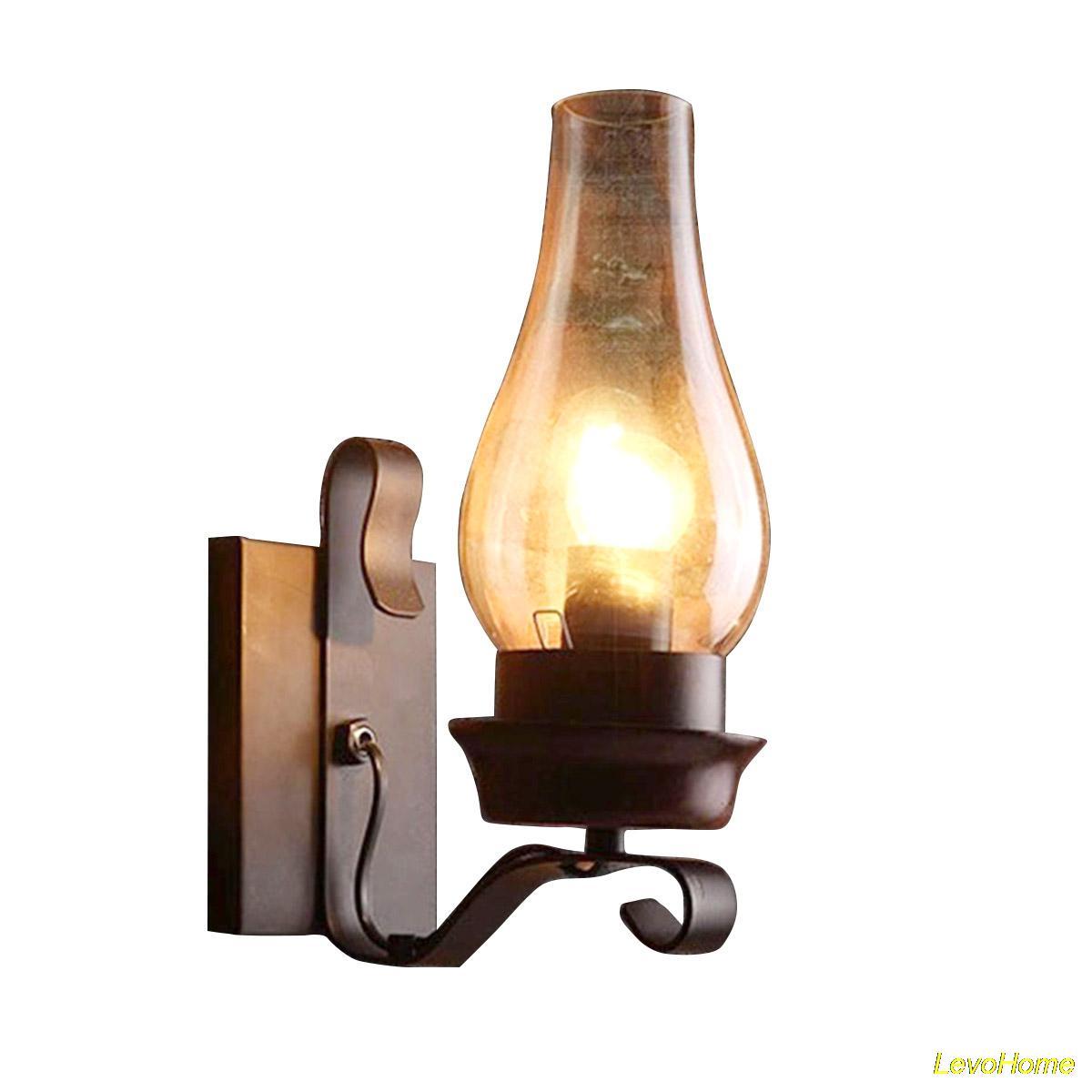 Lampade Applique Vintage: Stella lampada applique in ottone ...
