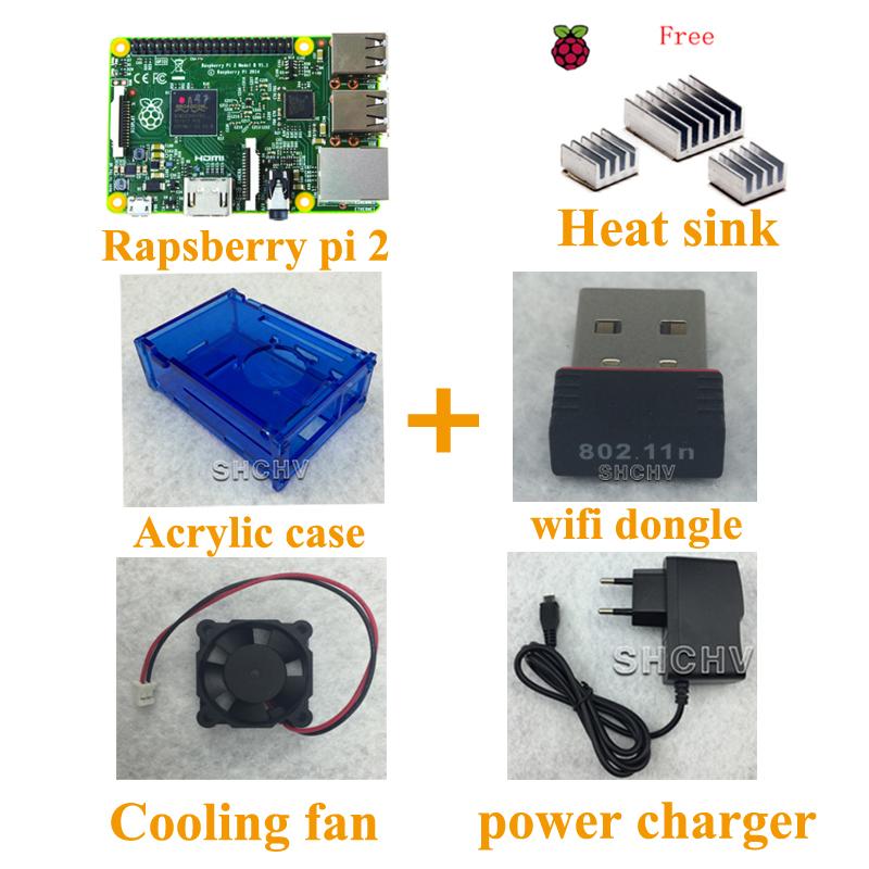 Raspberry Pi 2 модель B +