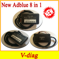 A+ Quality Support euro 6 2014 Newly Professional Adblue 8in1 New Arrival 8 in 1 AdBlue Emulator V3.0 with NOx sensor