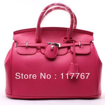 New 8 Colors Ladies Celebrity Faux Leather Handbag Tote Shoulder Bags Casual Career Purse Free Shipping  640151