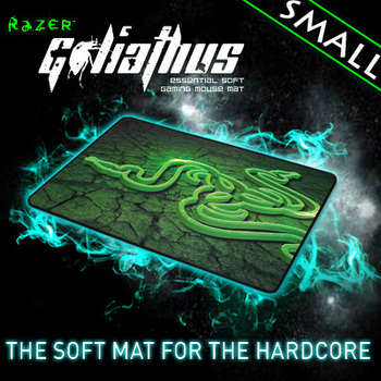 Razer Goliathus control Edition Soft Gaming Mouse Mat, Small size 270*215*3 mm Orignal& Brand New in BOX, Free shipping