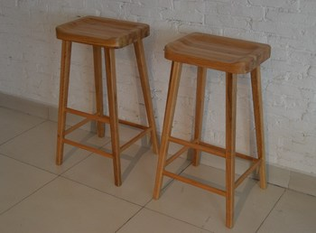 2013  NEW  imported American solid oak bar stools,modern style,bar furniture,commercial furniture