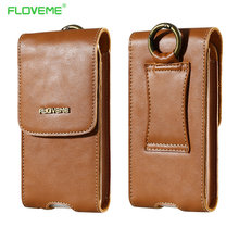Buy FLOVEME Huawei P10 Plus P9 P8 Lite Universal Wallet Case Leather Waist Belt Bags Huawei Honor 8 Mate 8 9 S Phone Pouch for $13.26 in AliExpress store