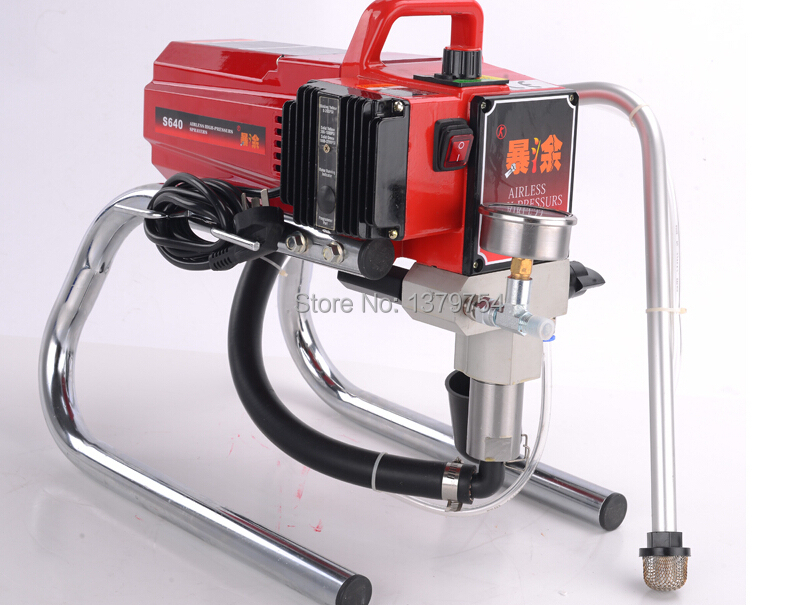 home painting spray machine