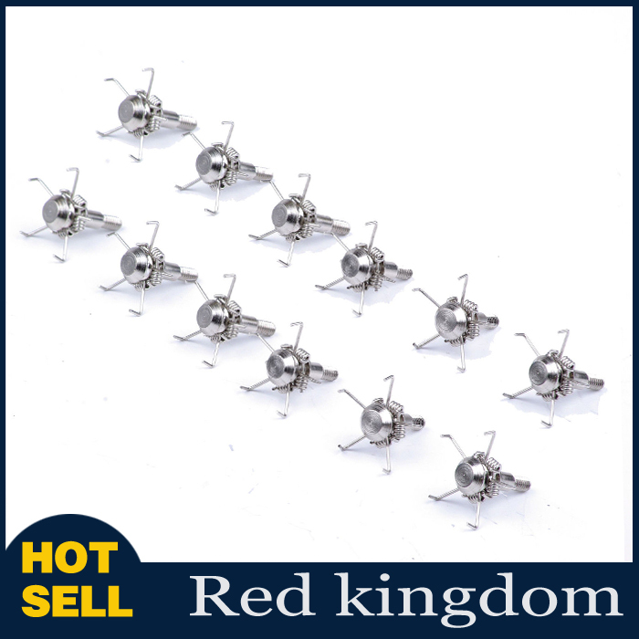 12pcs lot Hunting Arrow Broadhead Judo Arrow Points Paw Point 100 Grain Tips 4mm Screws into