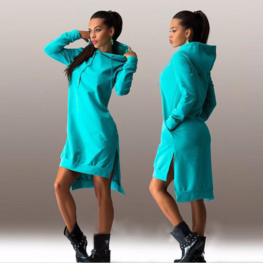 Hooded Dresses For Women