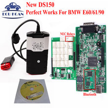 DS150 VCI NEC Relays DS 150 Quality A TCS CDP PRO Plus V2014.03 Free Active DS150E New VCI DS 150E DS150E VCI CDP With Bluetooth(China (Mainland))