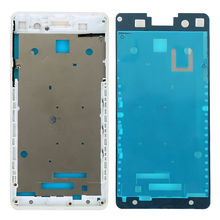 Buy white Black middle frame bezel Chassis Rear housing plate cover case Sony Xperia E5 F3311 F3313, free for $13.99 in AliExpress store