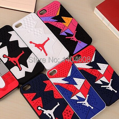 Air Jordan Shoe Sole PVC Rubber Case For iPhone 5 5S 3D AJ Jumpman 15 Phone Cases Back Cover For iphone5 1PCS free shipping(China (Mainland))