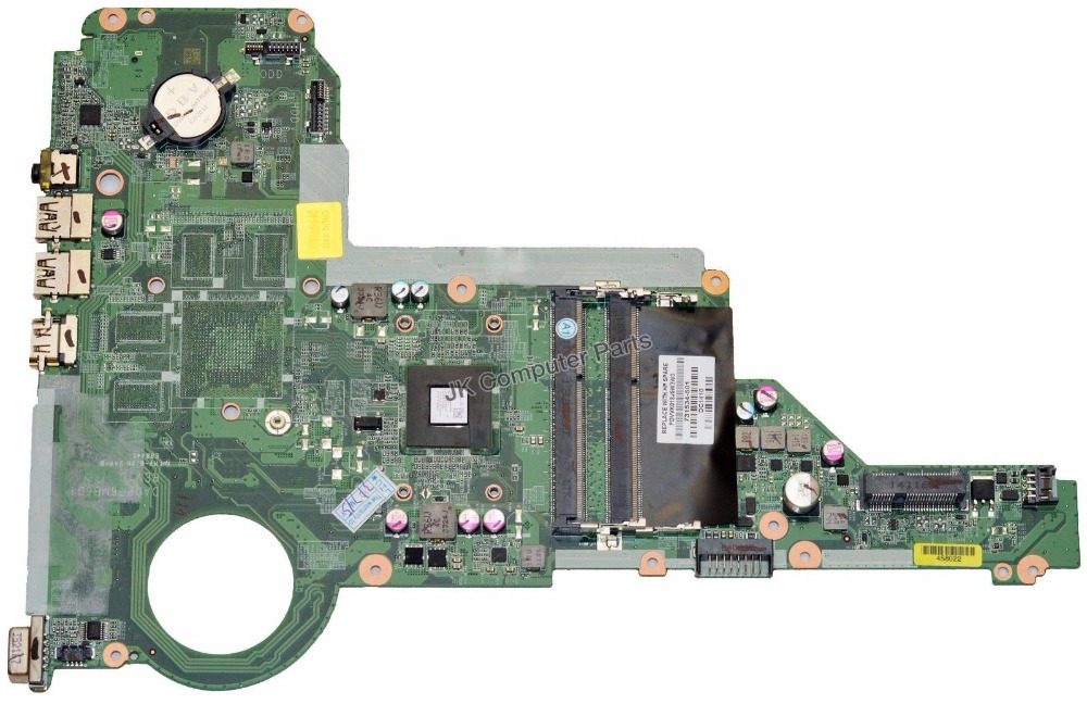 laptop motherboard 731534-501 for HP Pavilion 17 17z Notebook system board 731534-001 100% Tested