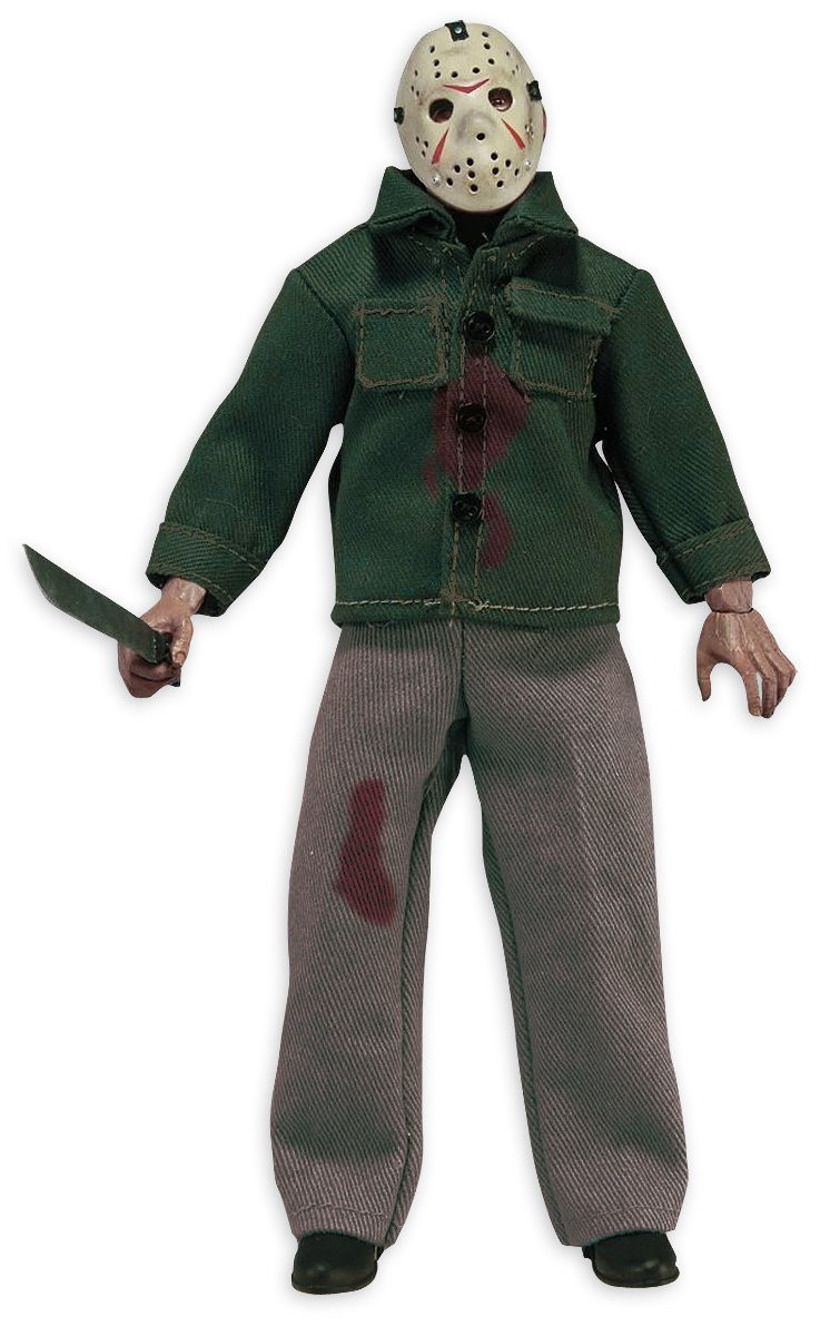 Vogue Classic Horror Movie Friday The 13th Jason Amok NECA 8