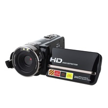 "Buy hd Video Camera Digital Camcorder Full HD 1080P 24MP Video DV DVR 3""TFT LCD 16X Digital ZOOM Support Night Shot Remote Control for $70.29 in AliExpress store"