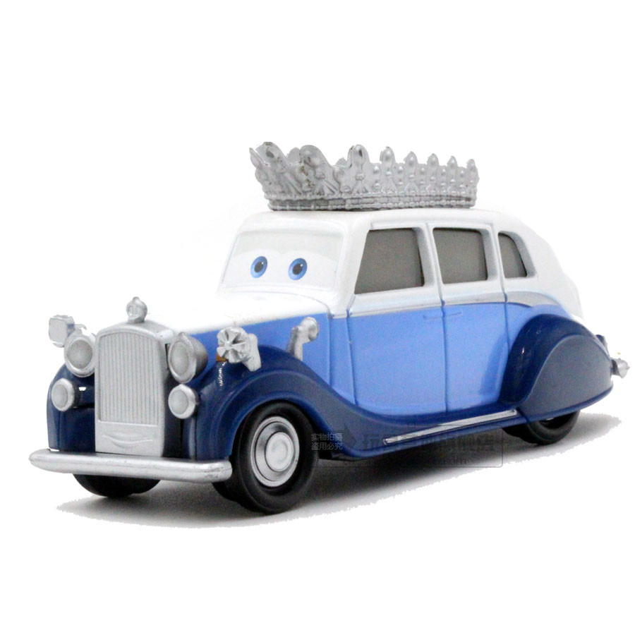 The Pixar Carsqueen Metal Alloy/Plastic Diecast Toy Car 1:55 Quality goods brand kids toys(wanju028)(China (Mainland))