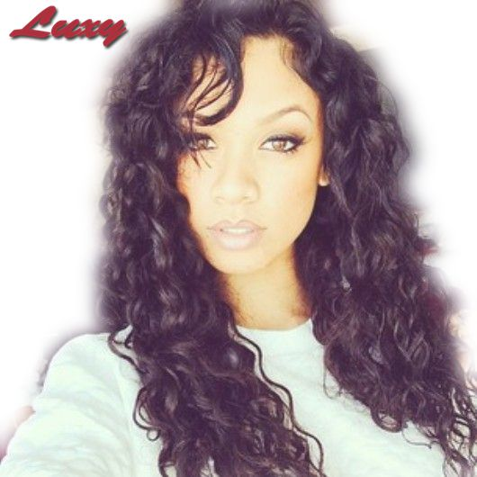Afforable price brazilian human hair wig afro kinky curly lace front wigs 130%density short black women - Luxy Hair Store store
