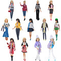 E-TING Doll Garments Winter Coat Prime Pants Clothes Outfit Accent for Barbie Dolls