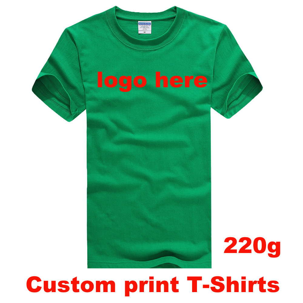 Personal custom printing shirts design clothes custom made for Custom t shirt printing online