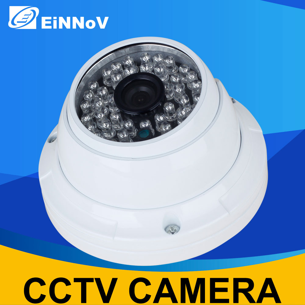 HD 48 LEDS Security Home Dome camera  IR Night vision sensor CCTV Camera indoor use<br><br>Aliexpress