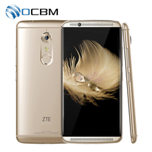Original ZTE Axon 7 A2017 Snapdragon 820 MSM8996 Quad Core 2.15GHz 20.0MP 5.5″ 4/6GB RAM 64/128GB ROM Fingerprint Mobile Phone