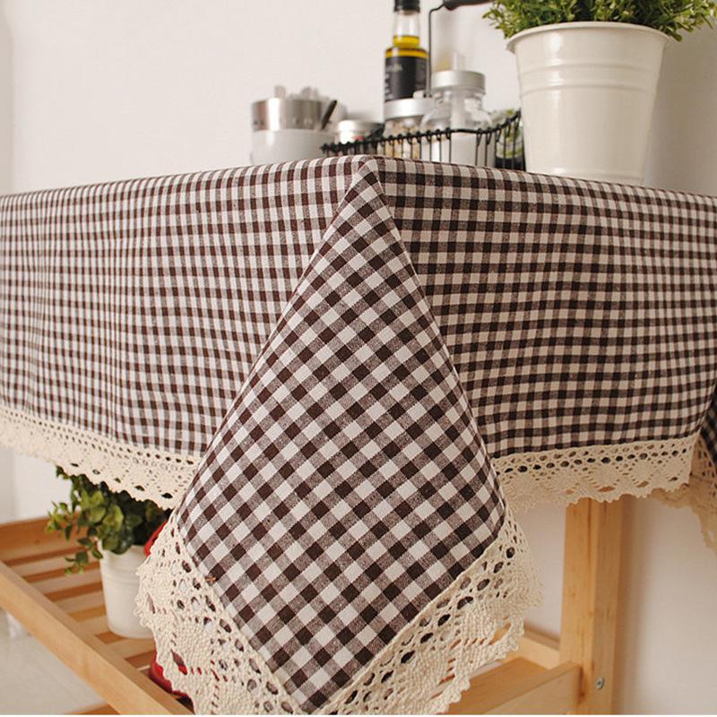 buy 2015 hot sale plaid rectangle cotton