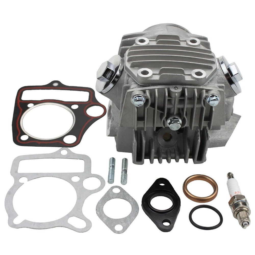 GOOFIT Completed Cylinder Head 110cc Engine for ATV Go Kart and Dirt Bike T30 Group-21(China (Mainland))
