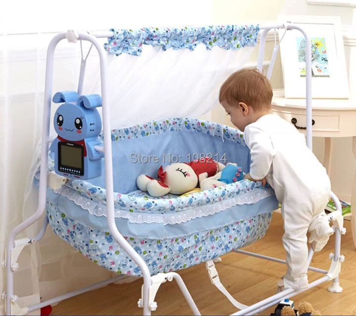 baby sleep swing to crib 3