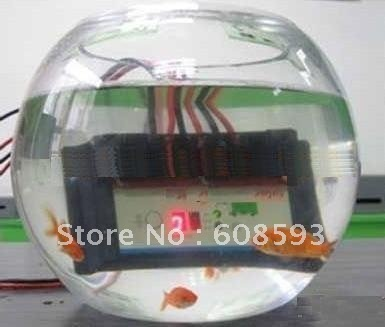 Factory price!!! IP67 15A Waterproof  solar charger controller, 12V/24V Auto,  waterproof solar regulator