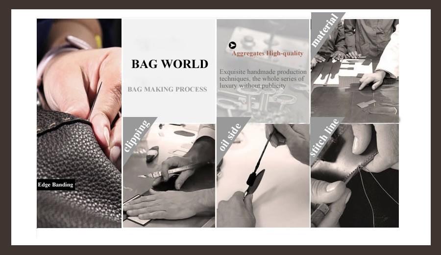 First Layer 100% Nature Cowhide Leather Casuel Handbags Women Handbag