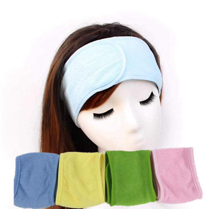 Practical tools Headbands Tenfolds sweat absorbing during exercise fitness fastening hair bands cosmetic thread gluing towel(China (Mainland))