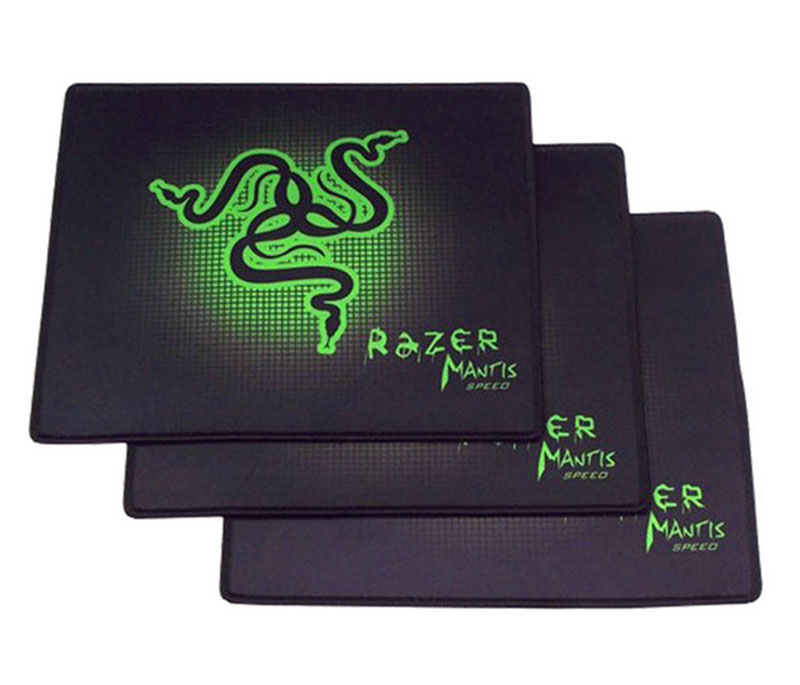 Professional Razer Gaming Mouse Pad 250*210*1.5mm Locking Edge Mouse Mousepad for Game Player(China (Mainland))