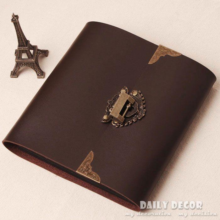 achetez en gros petit en cuir photo album en ligne des grossistes petit en cuir photo album. Black Bedroom Furniture Sets. Home Design Ideas