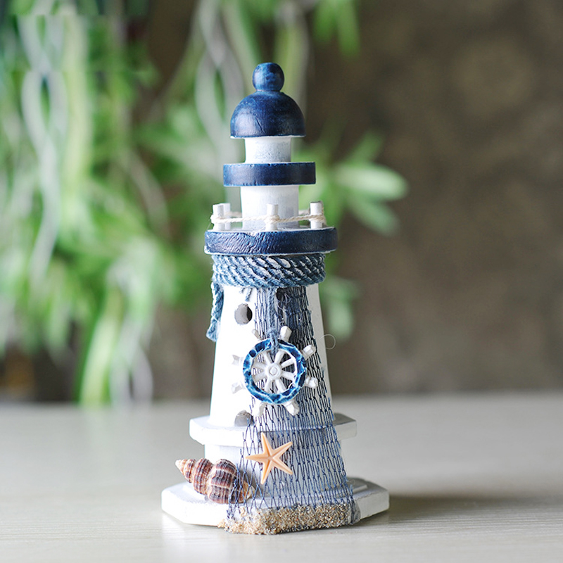 Online buy wholesale lighthouse from china lighthouse for Anchor decoration runescape