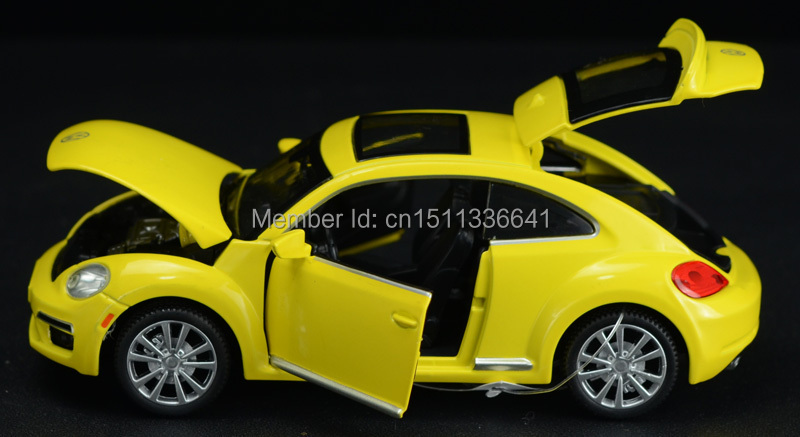 multicolor Metal mini pull back model car educational toys Volkswagen new beetle 2015 hot sale new arrival promotion rushed(China (Mainland))