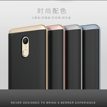 Buy Xiaomi Redmi Note 4X Case Luxury Hard PC frame+Silicone Hybrid Protective back cover cases xiaomi redmi note4x shell for $2.99 in AliExpress store