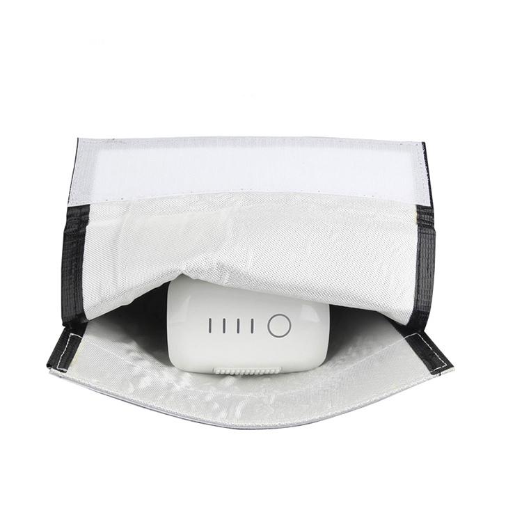 Battery Fireproof Safety Guard Safe Charge Bag Charging Sack for DJI Phantom 4