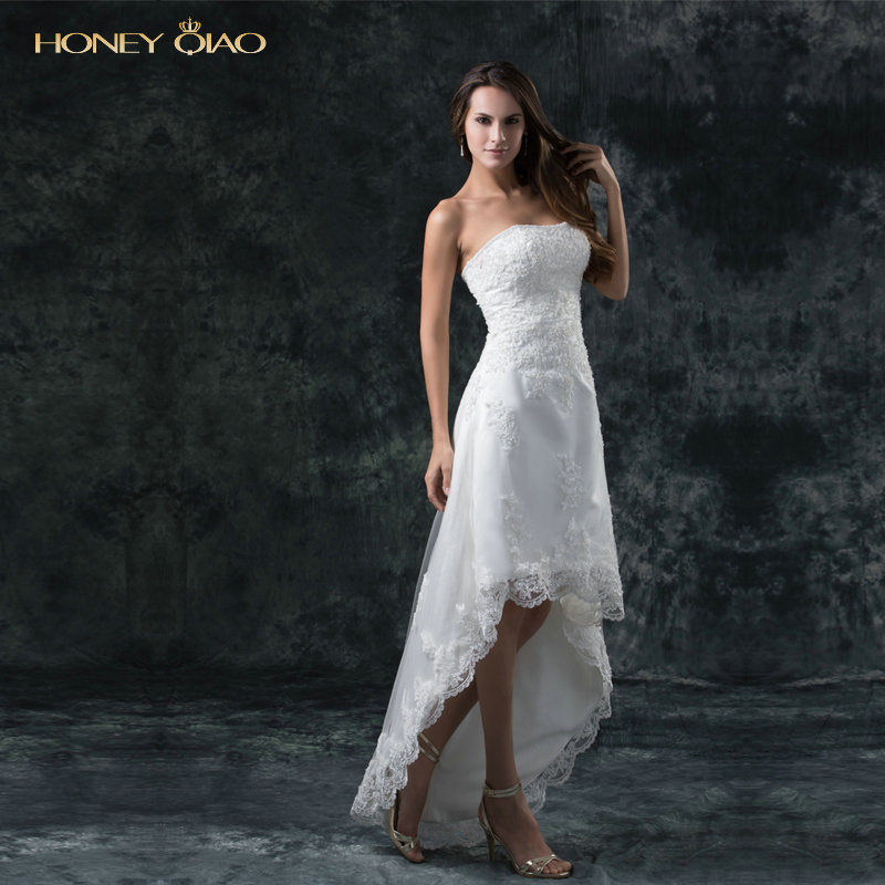 Online get cheap country style wedding dresses aliexpress for High low wedding dresses cheap