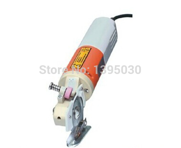 Buy 15pcs/lot YJ-65 Cloth cutter Fabric cutting machine 65mm blade electric round knife 220V cheap