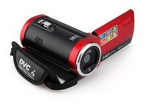 nerw  16MP Waterproof Digital Camera 16X Digital Zoom Shockproof 2.7″ SD Camera   colcor Black/Red
