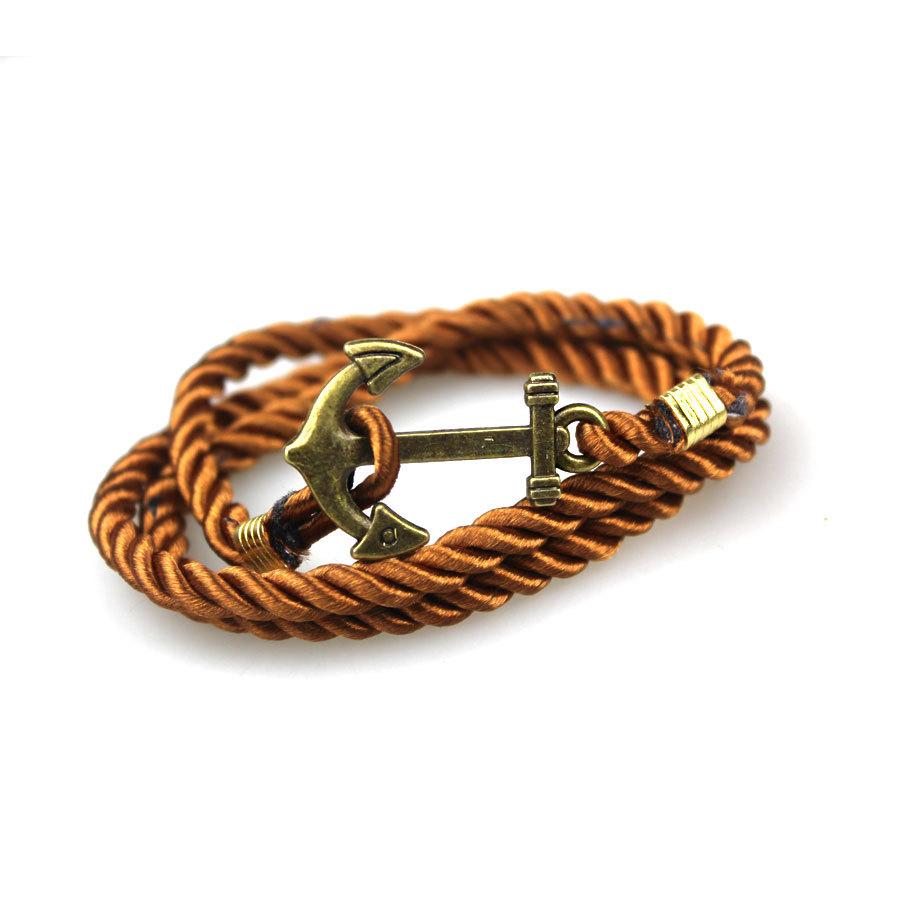Ancre marine promotion achetez des ancre marine promotionnels sur alibaba group - Bracelet couple ancre ...